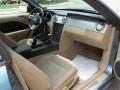 Medium Parchment Interior Photo for 2005 Ford Mustang #81599138
