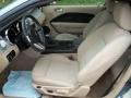 Medium Parchment Interior Photo for 2005 Ford Mustang #81599325