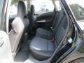Carbon Black Rear Seat Photo for 2008 Subaru Impreza #81603158