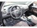 2008 BMW X3 Tobacco Interior Prime Interior Photo
