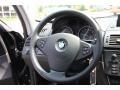 2008 BMW X3 Tobacco Interior Steering Wheel Photo