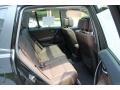 2008 BMW X3 Tobacco Interior Rear Seat Photo