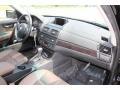2008 BMW X3 Tobacco Interior Dashboard Photo