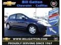 Blue Onyx Metallic 2007 Nissan Versa Gallery