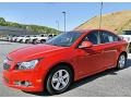 Victory Red 2013 Chevrolet Cruze Gallery