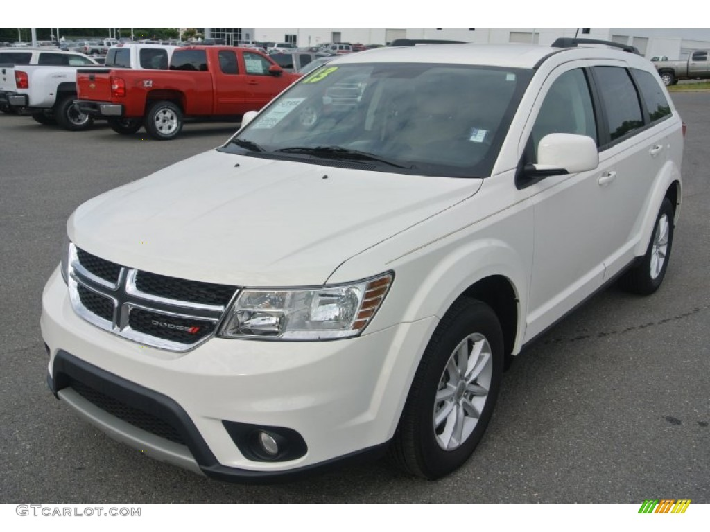 white 2013 dodge journey sxt exterior photo 81625602. Black Bedroom Furniture Sets. Home Design Ideas