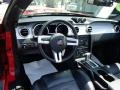 2007 Ford Mustang Dark Charcoal Interior Dashboard Photo
