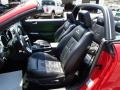 2007 Torch Red Ford Mustang Saleen S281 Supercharged Convertible  photo #11