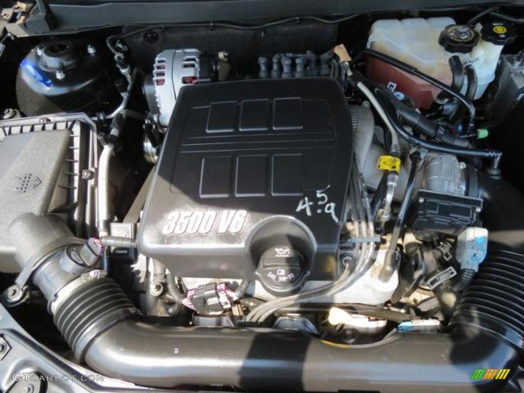 2006 Pontiac G6 Gt Coupe 3 5 Liter Ohv 12