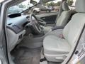 Misty Gray 2010 Toyota Prius Interiors