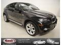 Jet Black 2010 BMW X6 xDrive35i
