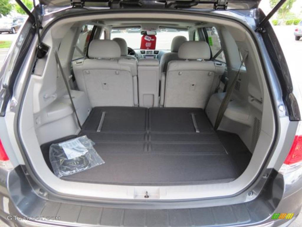 2013 Toyota Highlander Limited 4wd Trunk Photos Gtcarlot Com