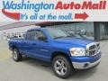 Electric Blue Pearl 2007 Dodge Ram 1500 Gallery