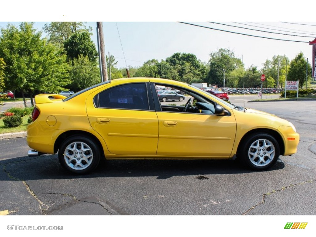 solar yellow 2002 dodge neon sxt exterior photo 81647832. Black Bedroom Furniture Sets. Home Design Ideas