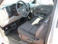 2013 Silver Ice Metallic Chevrolet Silverado 1500 Work Truck Regular Cab  photo #19