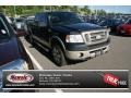 Forest Green Metallic 2007 Ford F150 King Ranch SuperCrew 4x4