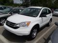 2011 Taffeta White Honda CR-V LX 4WD  photo #3