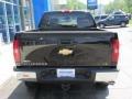 2011 Black Chevrolet Silverado 1500 LS Extended Cab 4x4  photo #7