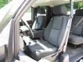 2011 Black Chevrolet Silverado 1500 LS Extended Cab 4x4  photo #12