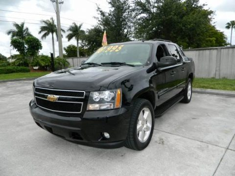 2007 Chevrolet Avalanche Ltz Data Info And Specs
