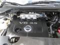 2007 Glacier Pearl White Nissan Murano SE AWD  photo #23