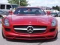 AMG Le Mans Red Metallic - SLS AMG Photo No. 2