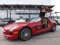 AMG Le Mans Red Metallic - SLS AMG Photo No. 8