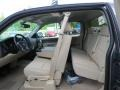 2013 Mocha Steel Metallic Chevrolet Silverado 1500 LT Extended Cab  photo #11