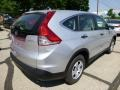 2013 Alabaster Silver Metallic Honda CR-V LX AWD  photo #3