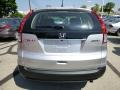 2013 Alabaster Silver Metallic Honda CR-V LX AWD  photo #4