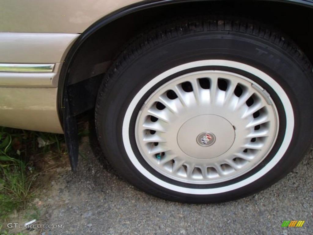 on 1989 Buick Lesabre Custom Engine