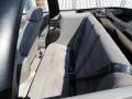 1998 Ford Mustang Medium Graphite Interior Rear Seat Photo