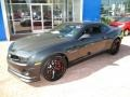Ashen Gray Metallic 2013 Chevrolet Camaro Gallery