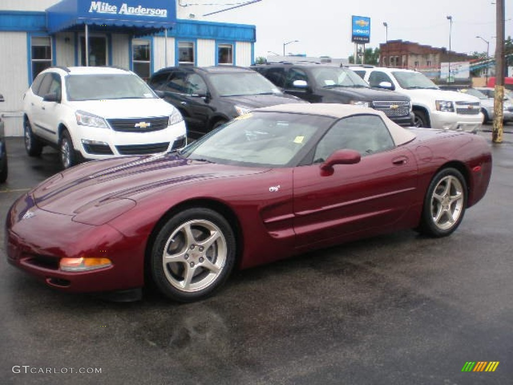 2003 50th anniversary red chevrolet corvette convertible 81742260. Cars Review. Best American Auto & Cars Review