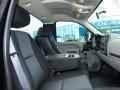 2012 Black Chevrolet Silverado 1500 LS Regular Cab  photo #9