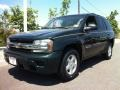 Dark Green Metallic 2003 Chevrolet TrailBlazer Gallery