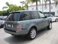 2005 Giverny Green Metallic Land Rover Range Rover HSE  photo #2