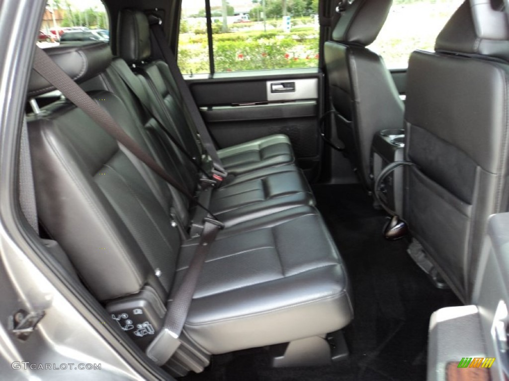 2010 Ford Expedition Limited Interior Color Photos