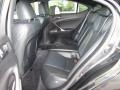 Black Rear Seat Photo for 2008 Lexus IS #81765600