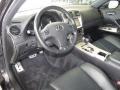 Black Prime Interior Photo for 2008 Lexus IS #81765771
