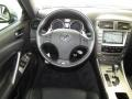 Black Dashboard Photo for 2008 Lexus IS #81765785