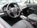Black Interior Photo for 2012 Subaru Impreza #81774430