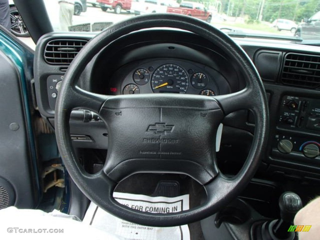 on 1992 Chevrolet Blazer Interior