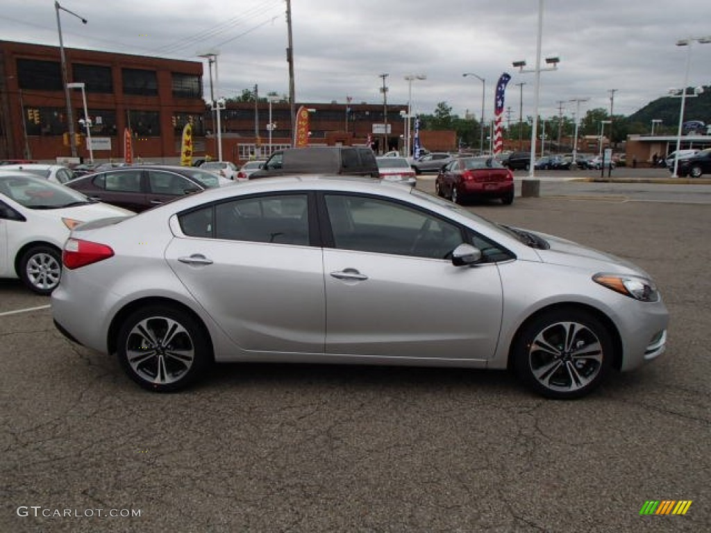 2014 Bright Silver Kia Forte Ex 81770072 Gtcarlot Com Car Color Galleries