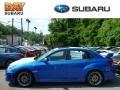 WR Blue Pearl 2013 Subaru Impreza WRX STi Limited 4 Door