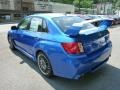 WR Blue Pearl 2013 Subaru Impreza Gallery