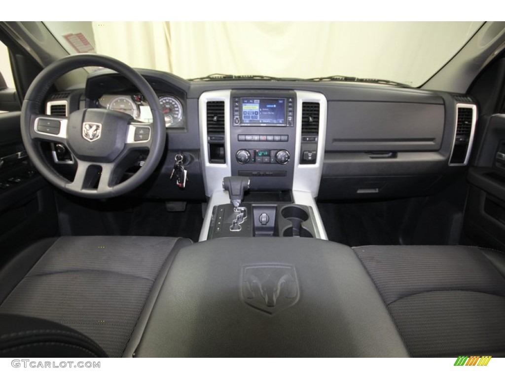Lone Star Dodge >> 2011 Dodge Ram 1500 Sport Crew Cab Dashboard Photos ...