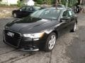 Havana Black Metallic 2012 Audi A6 Gallery