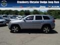 2014 Billet Silver Metallic Jeep Grand Cherokee Limited 4x4  photo #1