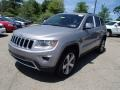 2014 Billet Silver Metallic Jeep Grand Cherokee Limited 4x4  photo #2